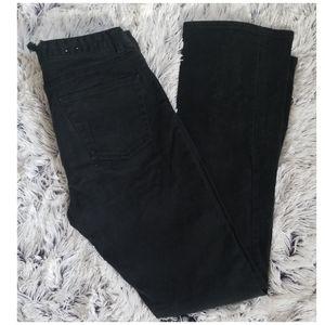 GAP Black Boot Cut Size 10L Jeans.